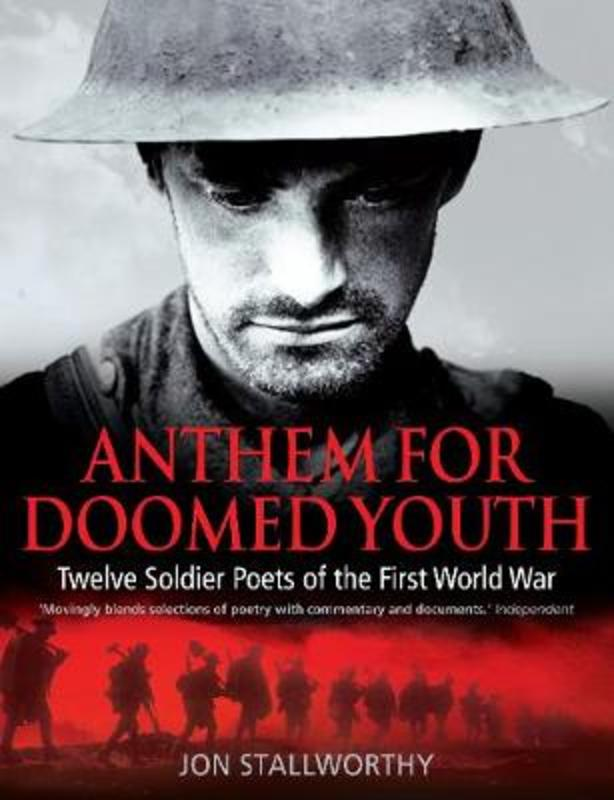 Jacket image for the title 'Anthem for doomed youth