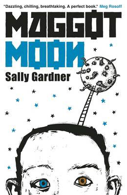 Jacket image for the title 'Maggot moon'