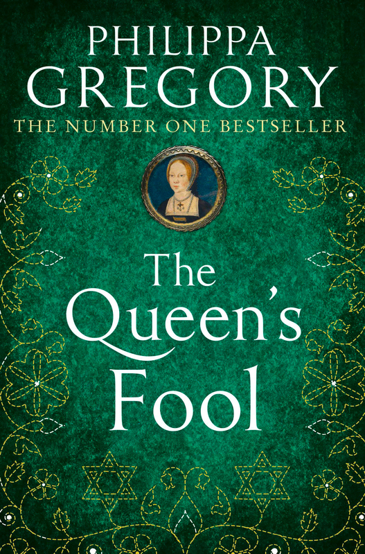 Jacket image for the title 'The Queen's fool'