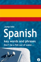 Jacket image for the title 'Jump Into Spanish