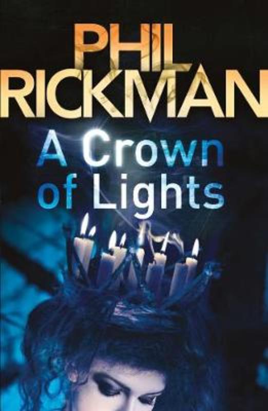 Jacket image for the title 'A crown of lights'