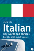 Jacket image for the title 'Jump Into Italian