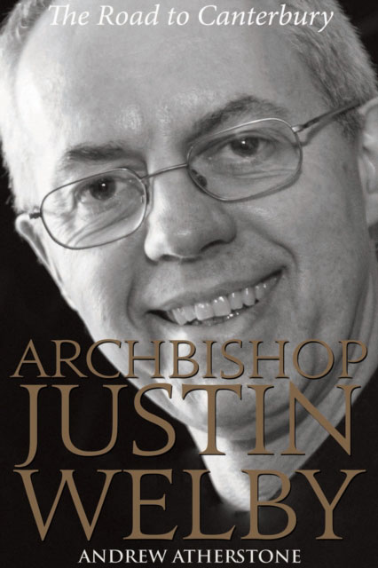 Jacket image for the title 'Archbishop Justin Welby