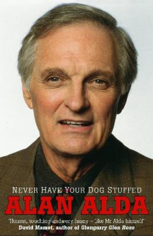 Jacket image for the title 'Never have your dog stuffed'