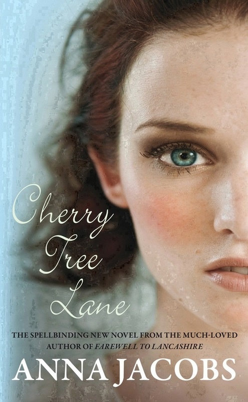 Jacket image for the title 'Cherry Tree Lane'