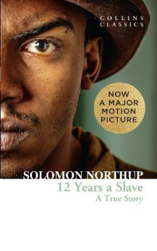 Jacket image for the title '12 years a slave'