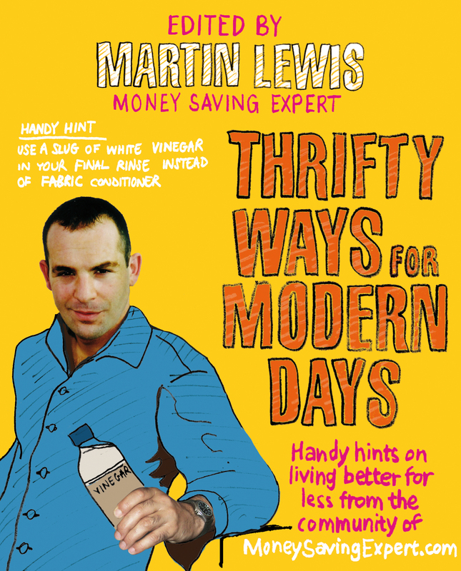 Jacket image for the title 'Thrifty ways for modern days'
