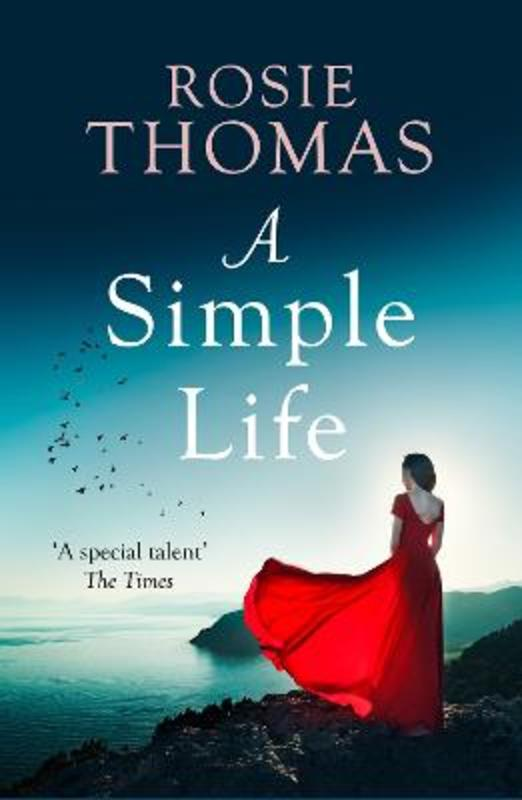 Jacket image for the title 'A simple life