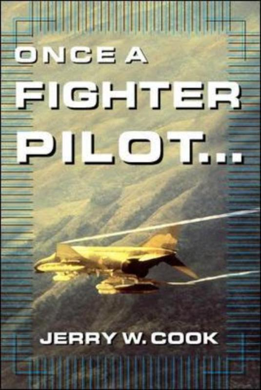 Jacket image for the title 'Once a fighter pilot -'