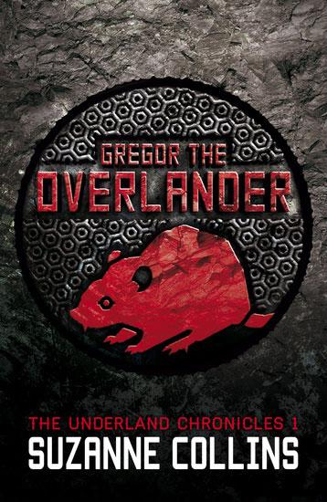 Jacket image for the title 'Gregor the Overlander'