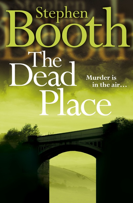 Jacket image for the title 'The dead place'