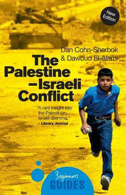 Jacket image for the title 'The Palestine-Israeli conflict