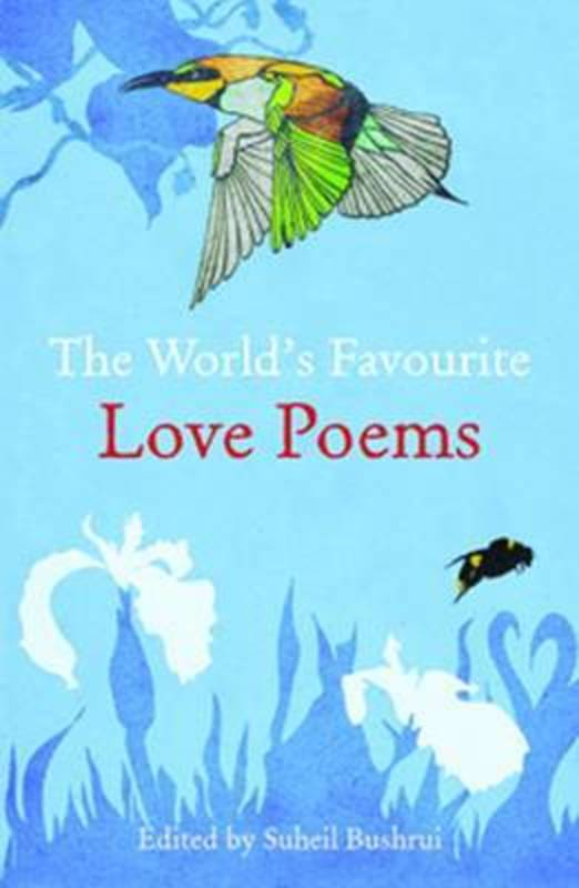 Jacket image for the title 'The world's favourite love poems