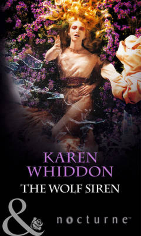 Jacket image for the title 'The wolf siren