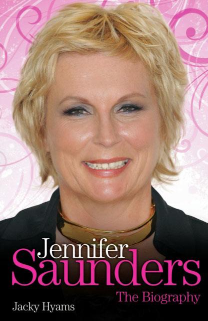 Jacket image for the title 'Jennifer Saunders'