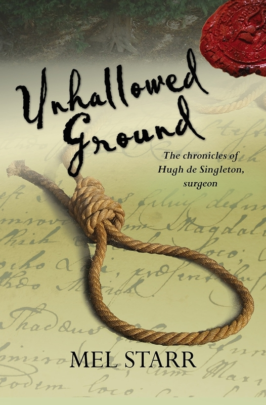 Jacket image for the title 'Unhallowed Ground