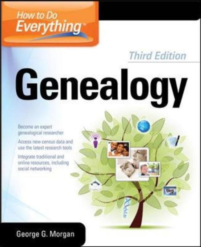 Jacket image for the title 'Genealogy'