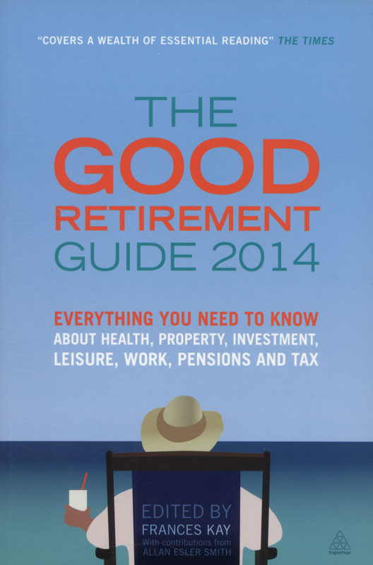 Jacket image for the title 'The good retirement guide