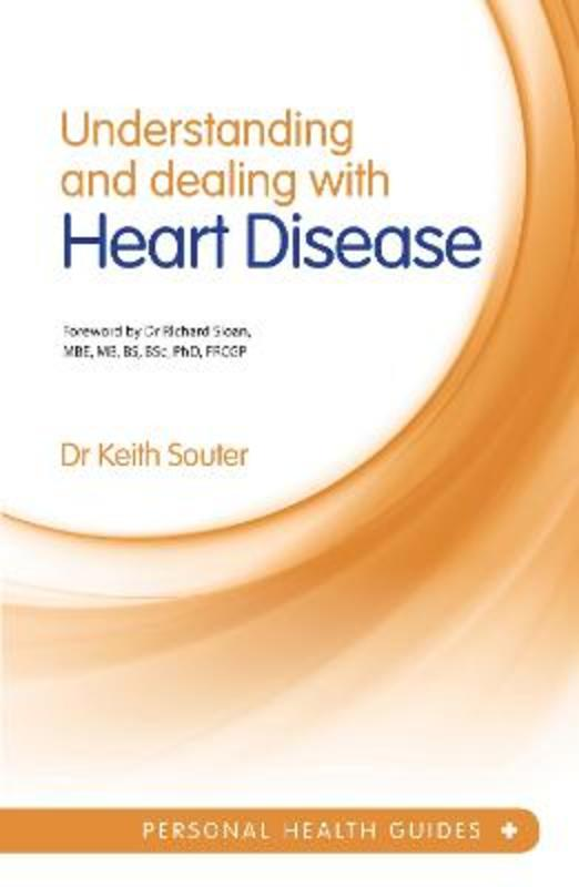 Jacket image for the title 'Understanding and Dealing With Heart Disease