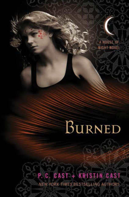 Jacket image for the title 'Burned'