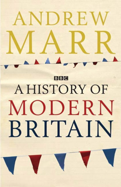 Jacket image for the title 'History of Modern Britain'