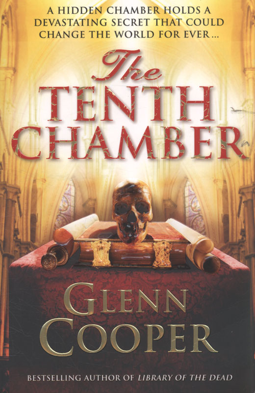 Jacket image for the title 'The tenth chamber