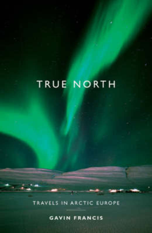 Jacket image for the title 'True north