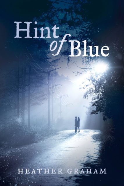 Jacket image for the title 'Hint of Blue