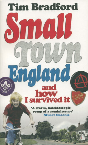 Jacket image for the title 'Small Town England