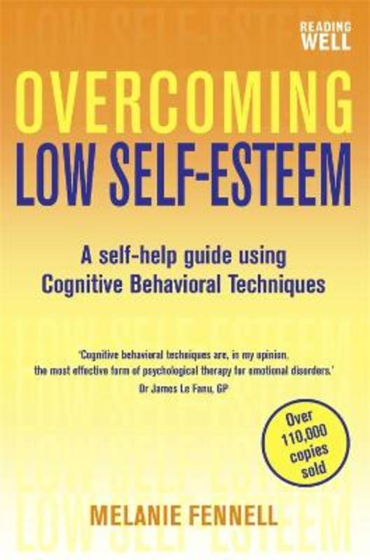 Jacket image for the title 'Overcoming low self-esteem