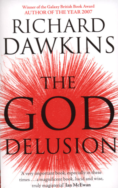 Jacket image for the title 'The God delusion