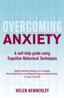 Jacket image for the title 'Overcoming anxiety