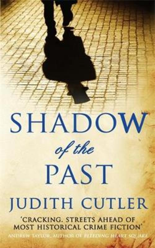 Jacket image for the title 'Shadow of the past