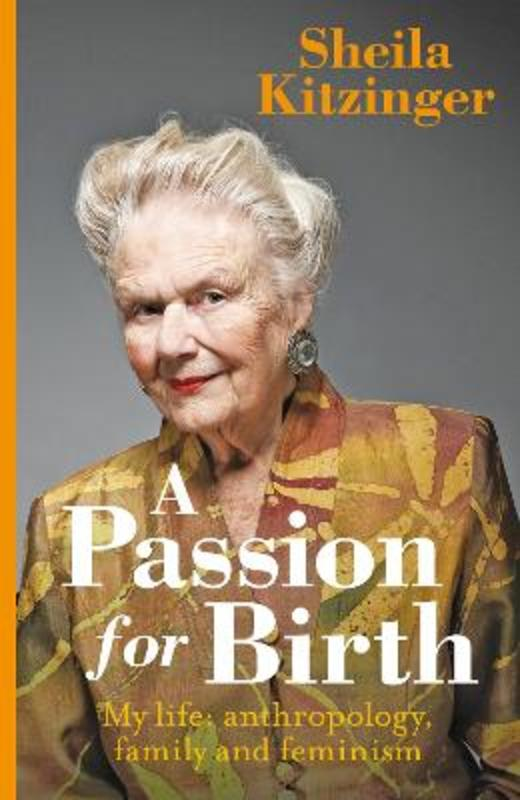 Jacket image for the title 'A passion for birth'