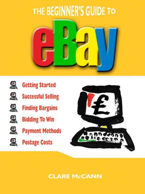 Jacket image for the title 'Beginner's Guide to Buying and Selling on eBay