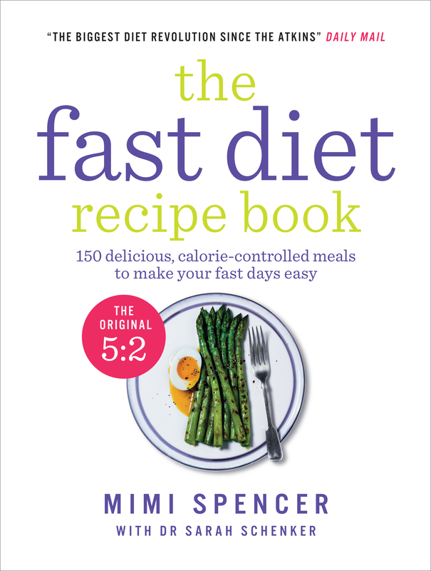 Jacket image for the title 'Fast Diet Recipe Book