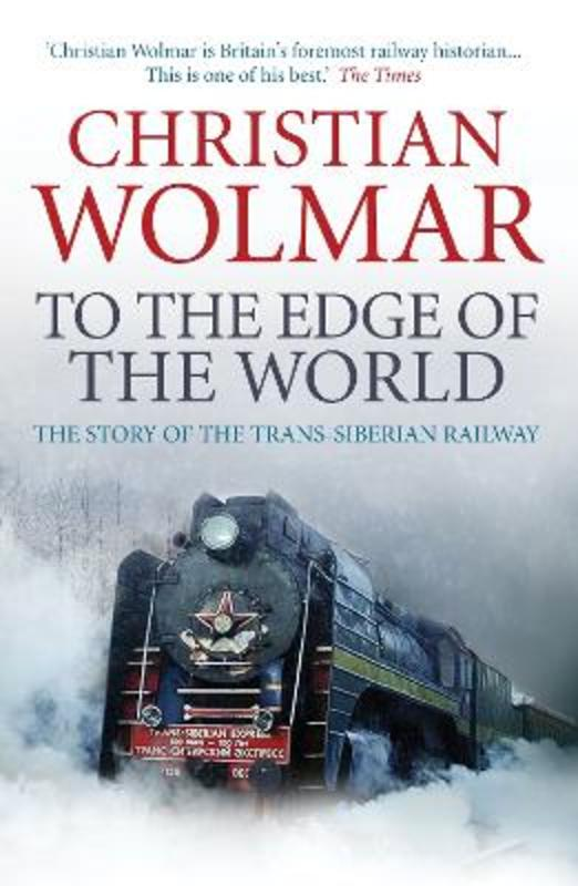 Jacket image for the title 'The Trans-Siberian railway