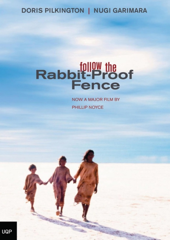 Jacket image for the title 'Follow the rabbit-proof fence