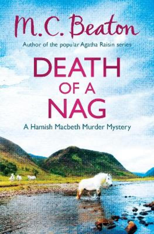 Jacket image for the title 'Death of a nag