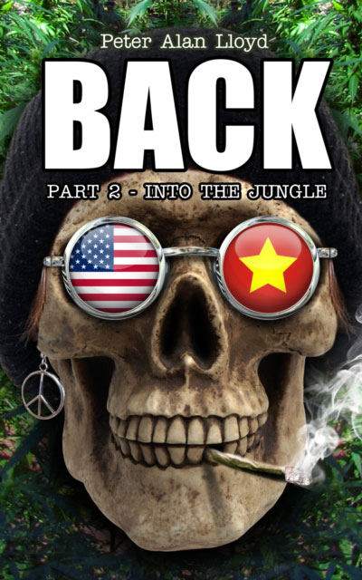 Jacket image for the title 'Back Part 2: Into the Jungle'
