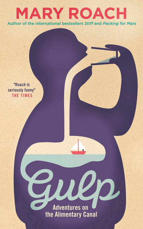 Jacket image for the title 'Gulp'