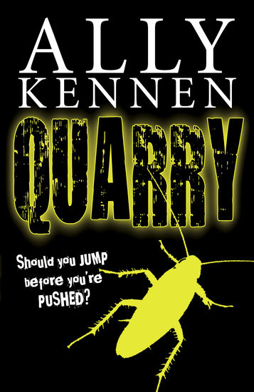 Jacket image for the title 'Quarry
