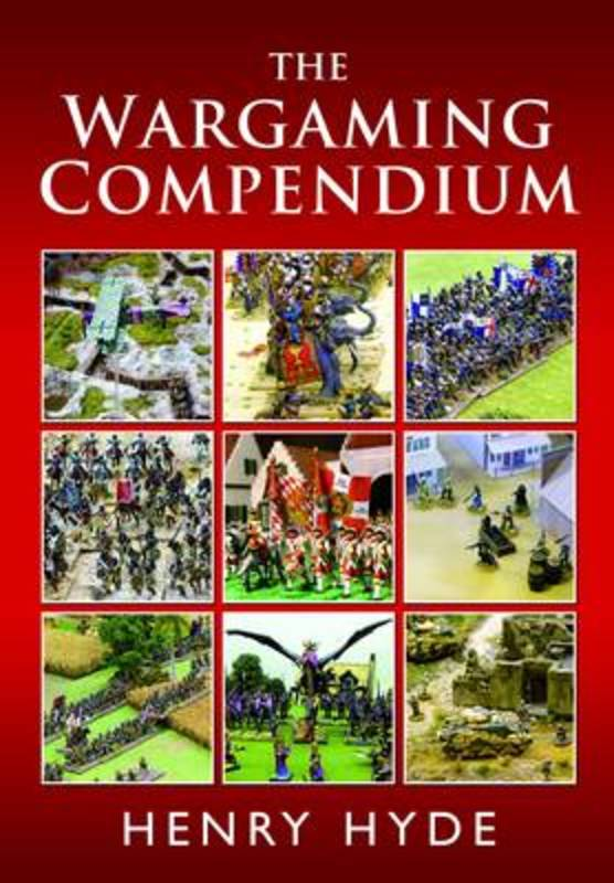Jacket image for the title 'The wargaming compendium