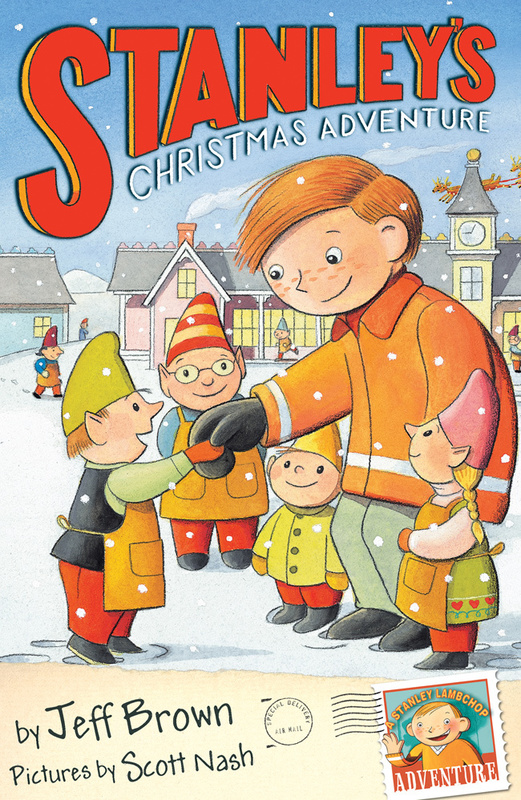 Jacket image for the title 'Stanley's Christmas adventure'