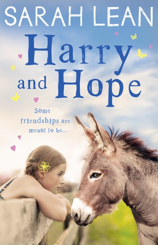 Jacket image for the title 'Harry and Hope'