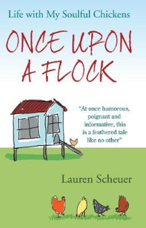 Jacket image for the title 'Once upon a flock'