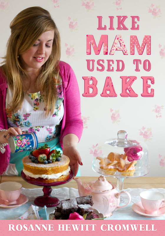 Jacket image for the title 'Like mam used to bake'