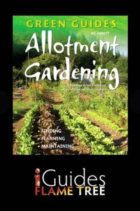 Jacket image for the title 'Allotment gardening
