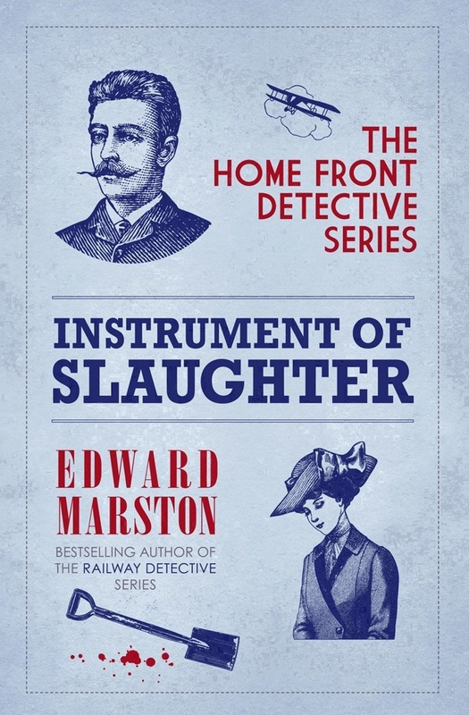 Jacket image for the title 'Instrument of slaughter