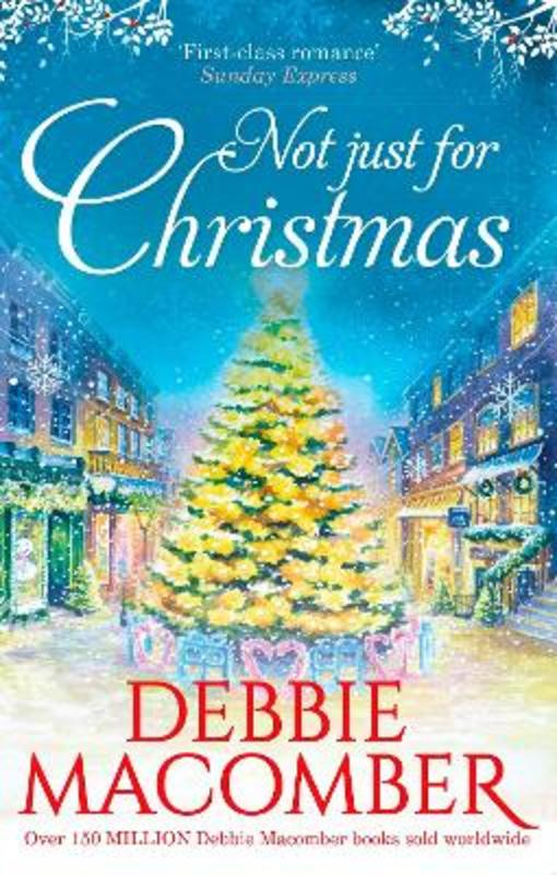 Jacket image for the title 'Not just for Christmas'